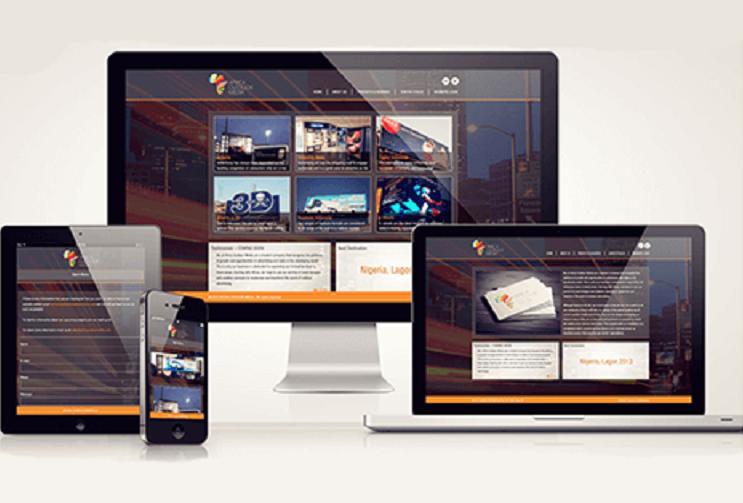 Consistenta si grafica unui site