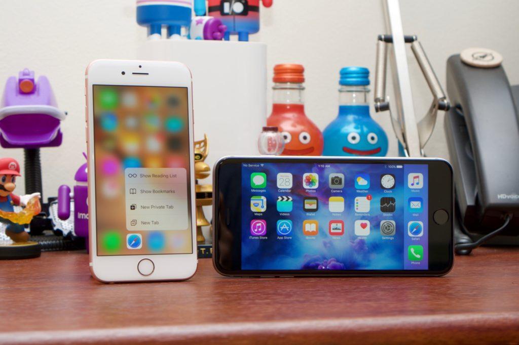 touch-ului de pe seria iPhone 6