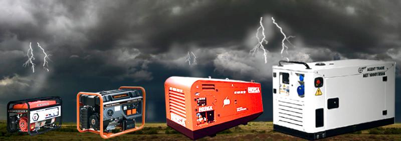 Detalii importante despre generatoarele de curent electric