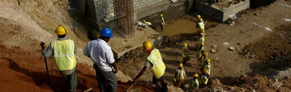 Cum pot preveni accidentele de pe santierul de constructii?