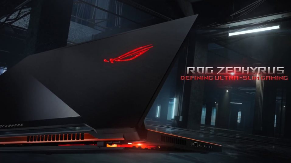 Laptopul de gaming Asus ROG Zephyrus cu GeForce GTX 1080 lansat in India – pret si specificatii