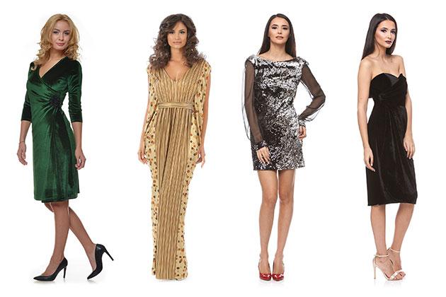 Cele mai potrivite rochii de revelion
