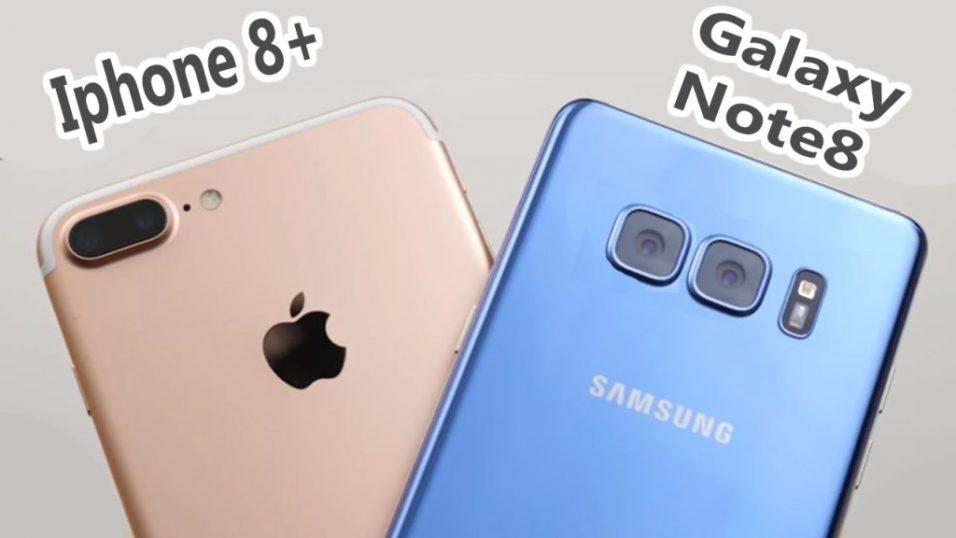 Concurenta dintre Apple si Samsung in noile dispozitive
