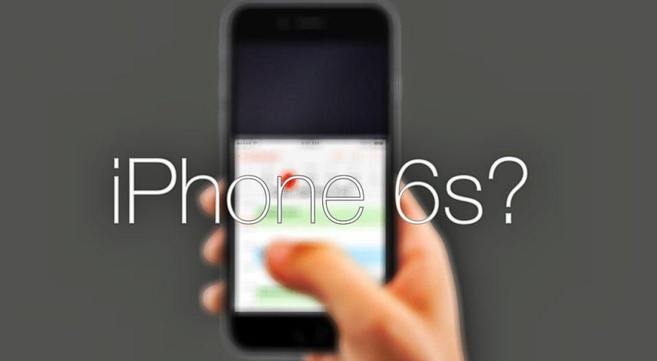 Probleme frecvente pentru iPhone 6s
