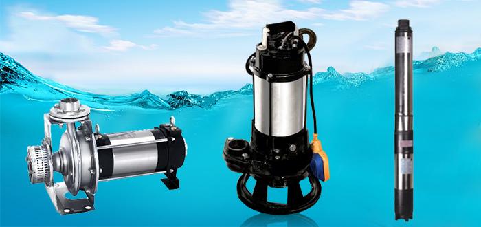Tipuri de pompe submersibile