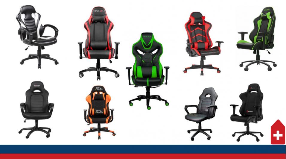 Cel mai dragut scaun de gaming